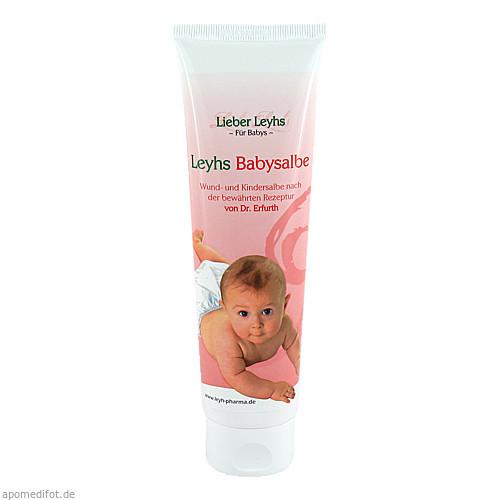 Leyh's Babysalbe, 150 ML, Leyh-Pharma GmbH