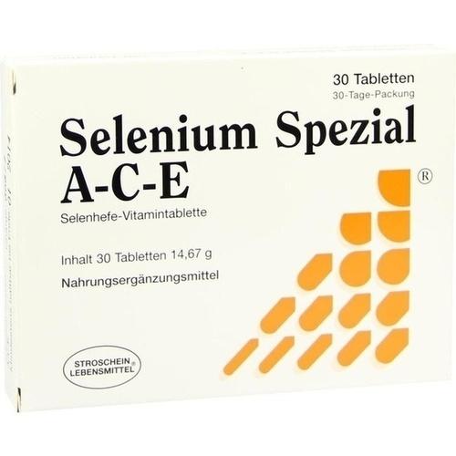 Selenium Spezial A-C-E, 30 ST, Stroschein Gesundkost Ammersbek GmbH