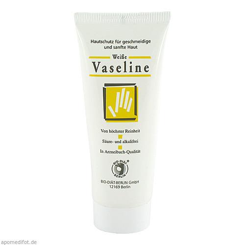 Weiße Vaseline, 75 ML, Hübner Naturarzneimittel GmbH