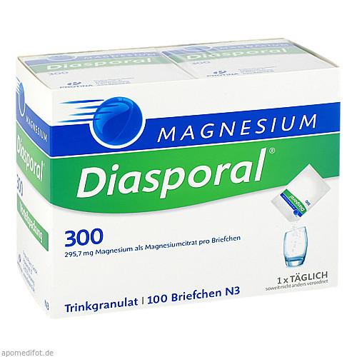 MAGNESIUM DIASPORAL 300 Granulat, 100 ST, Protina Pharmazeutische GmbH