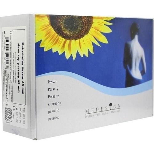 Sieb Schalen Pessar 65mm, 1 ST, Medesign I. C. GmbH