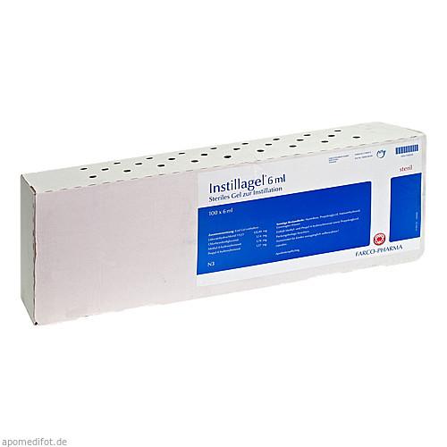 INSTILLAGEL, 100X6 ML, Farco-Pharma GmbH