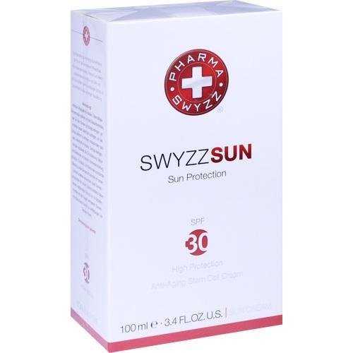 SWYZZ SUN Anti-Aging StemCell Cream SPF 30, 100 ML, STADA GmbH