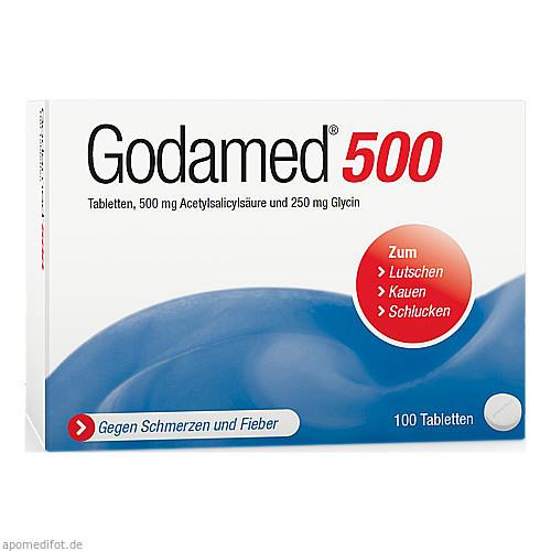 GODAMED 500 Tabletten, 100 ST, Dr.R.PFLEGER GmbH