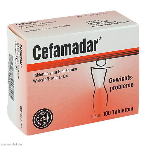 CEFAMADAR, 100 ST, Cefak KG