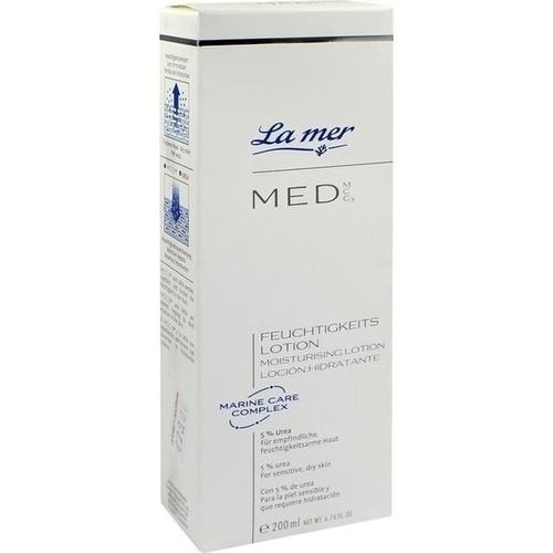 La mer MED Neu Feuchtigkeitslotion ohne Parfüm, 200 ML, La Mer Cosmetics AG