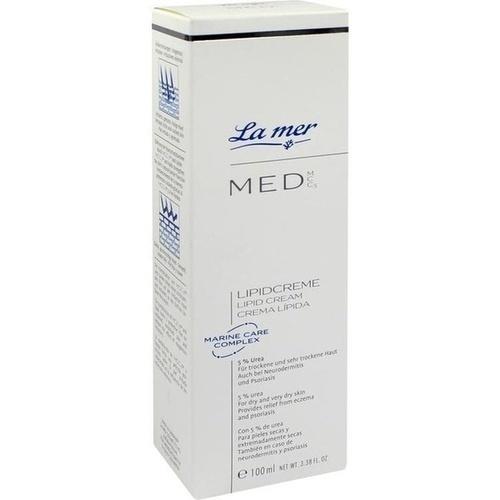 La mer MED Neu Lipidcreme ohne Parfüm, 100 ML, La Mer Cosmetics AG