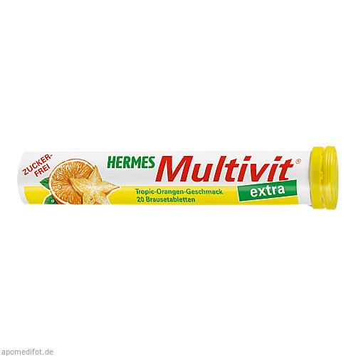 HERMES Multivit extra, 20 ST, Hermes Arzneimittel GmbH
