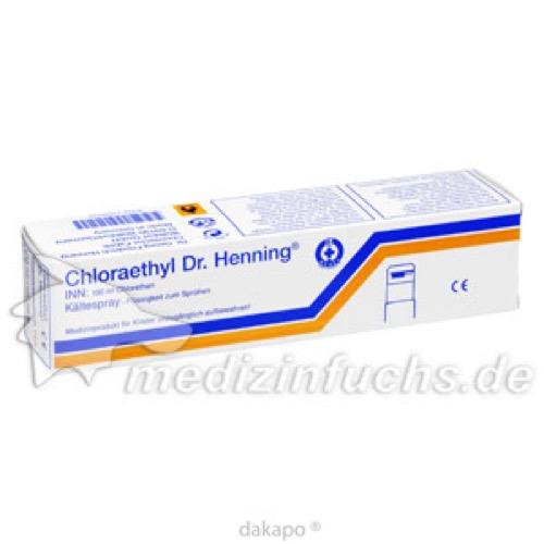 Chloraethyl Dr. Henning TSS, 100 ML, Dr.Georg Friedr.Henning Ch.Fab. GmbH