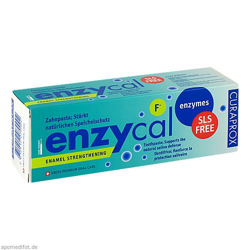 Enzycal Curaprox Zahnpasta, 75 ML, Curaden Germany GmbH