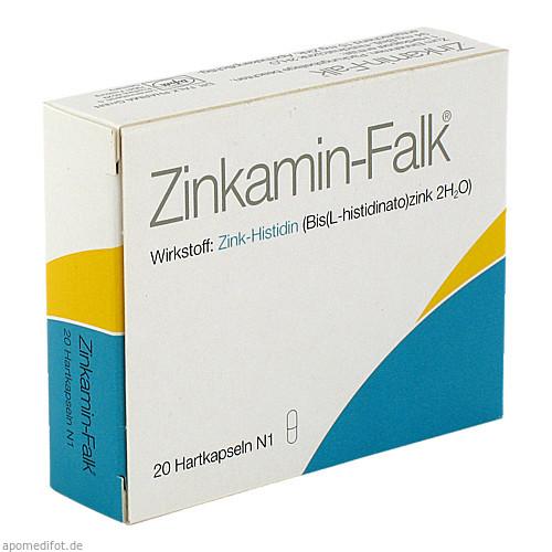 Zinkamin-Falk, 20 ST, Dr. Falk Pharma GmbH