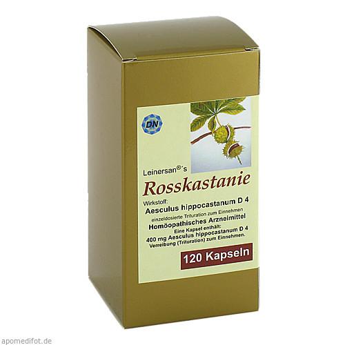 ROSSKASTANIE KAPSELN, 120 ST, Diamant Natuur GmbH
