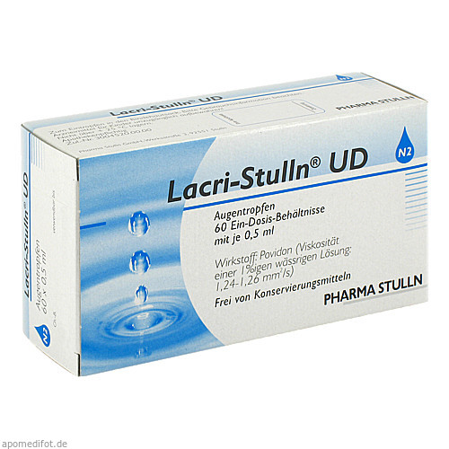 Lacri-Stulln UD, 60X0.5 ML, Pharma Stulln GmbH