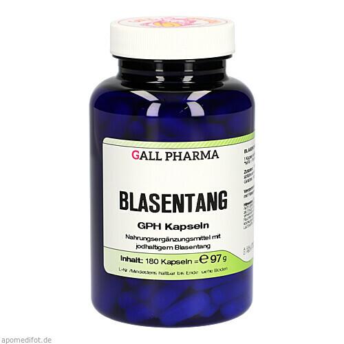 Blasentang GPH Kapseln, 180 ST, Hecht-Pharma GmbH