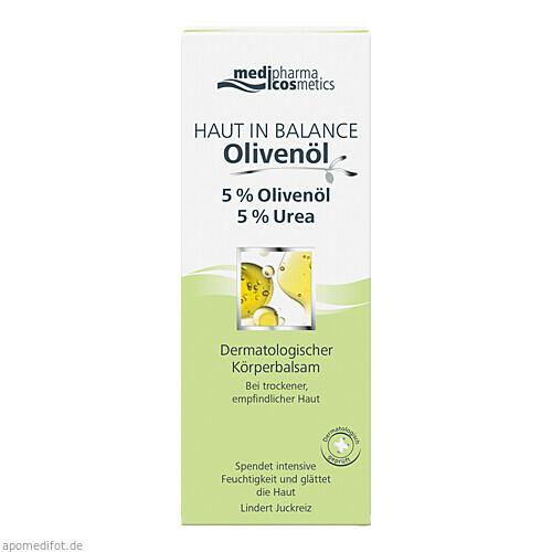 Haut in Balance Olivenöl Körpercreme 10%, 200 ML, Dr. Theiss Naturwaren GmbH