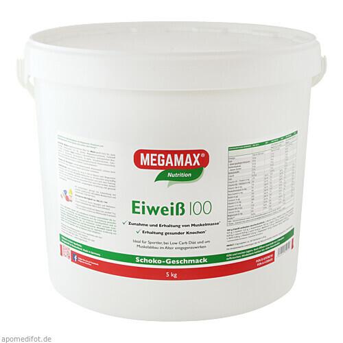 EIWEISS 100 SCHOKO MEGAMAX, 5000 G, Megamax B.V.