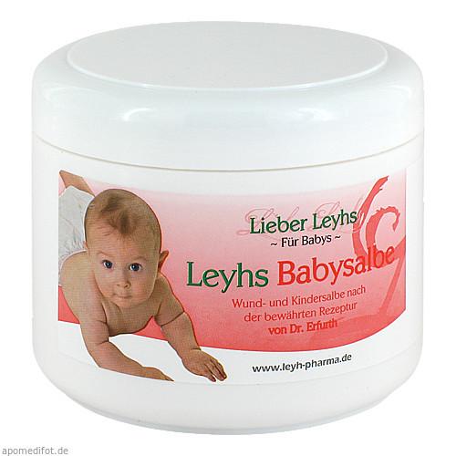 Leyh's Babysalbe, 500 ML, Leyh-Pharma GmbH