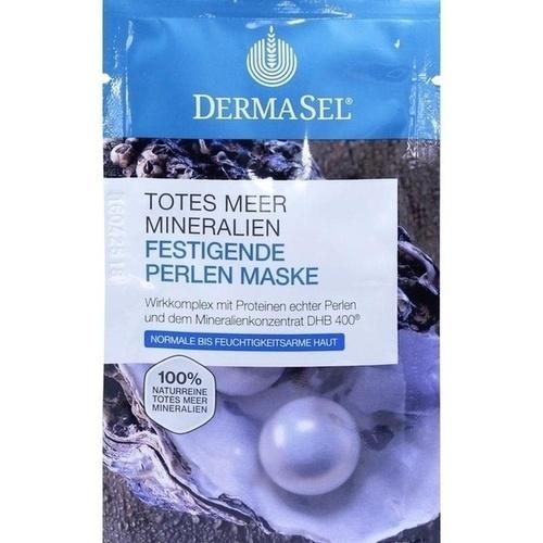 DermaSel Maske Perlmutt EXKLUSIV, 12 ML, Fette Pharma AG