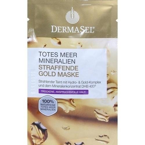 DermaSel Maske Gold EXKLUSIV, 12 ML, Fette Pharma AG