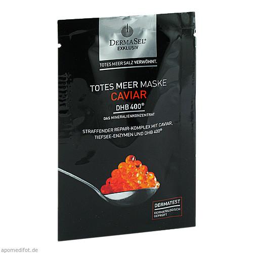 DermaSel Maske Caviar EXKLUSIV, 12 ML, Fette Pharma AG