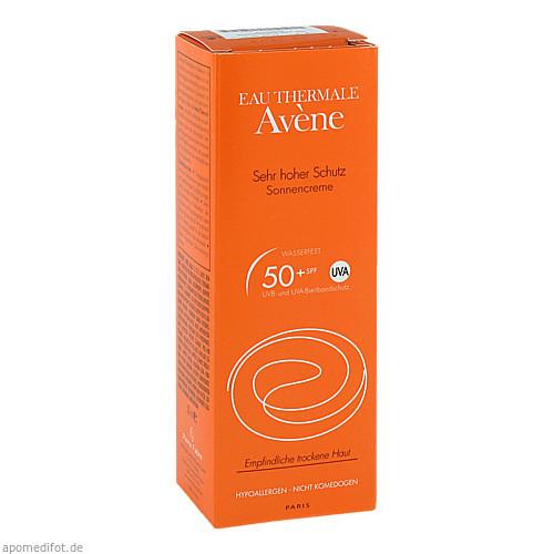 AVENE SunSitive Sonnencreme SPF50+, 50 ML, PIERRE FABRE DERMO KOSMETIK GmbH GB - Avene