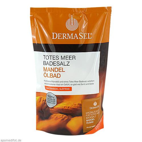 DermaSel Totes Meer Badesalz + Mandel SPA, 1 P, Fette Pharma AG