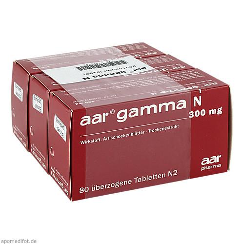 AAR GAMMA N 300 mg Dragees, 240 ST, aar pharma GmbH & Co.KG