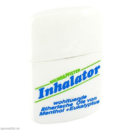 BRUNS & PFISTER Inhalator, 1 ST, Pfister GmbH Pharma-Produkte