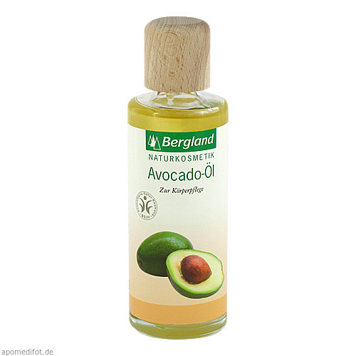 Avocado Öl, 125 ML, Bergland-Pharma GmbH & Co. KG