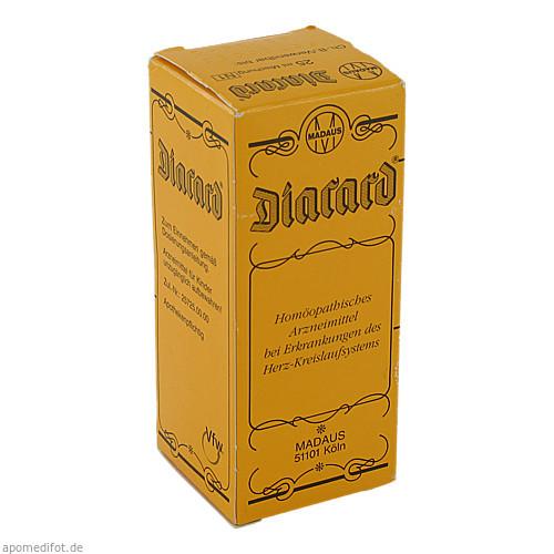 Diacard, 25 ML, Meda Pharma GmbH & Co. KG