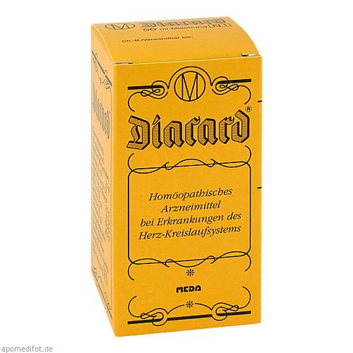Diacard, 50 ML, MEDA Pharma GmbH & Co.KG