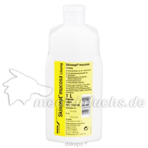 SKINSEPT MUCOSA LOESUNG, 1000 ML, Ecolab Deutschland GmbH