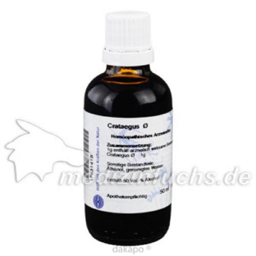CRATAEGUS URT HANOSAN, 50 ML, Hanosan GmbH