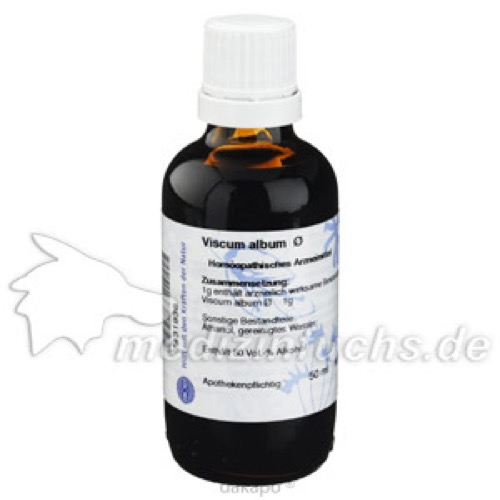 VISCUM ALB URT D 1 HANOS, 50 ML, Hanosan GmbH