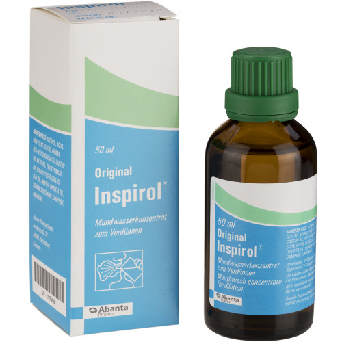 INSPIROL ORIGINAL, 50 ML, Abanta Pharma GmbH