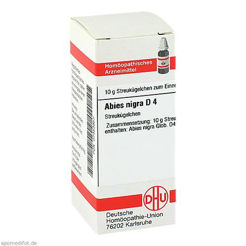 ABIES NIGRA D 4, 10 G, Dhu-Arzneimittel GmbH & Co. KG