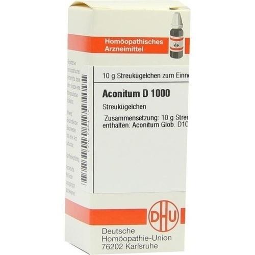 ACONITUM D1000, 10 G, Dhu-Arzneimittel GmbH & Co. KG