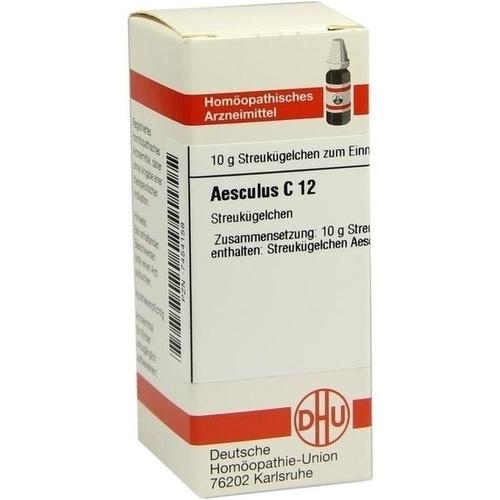 AESCULUS C12, 10 G, Dhu-Arzneimittel GmbH & Co. KG