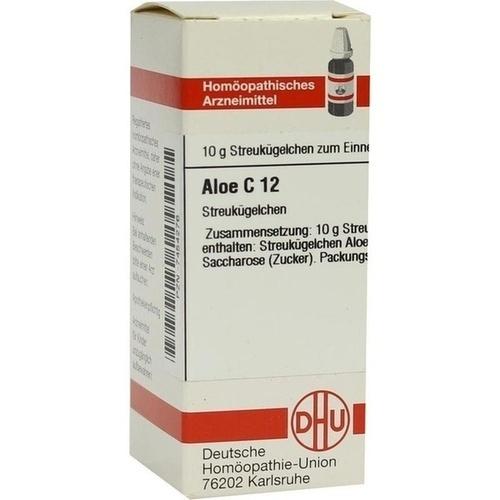 ALOE C12, 10 G, Dhu-Arzneimittel GmbH & Co. KG