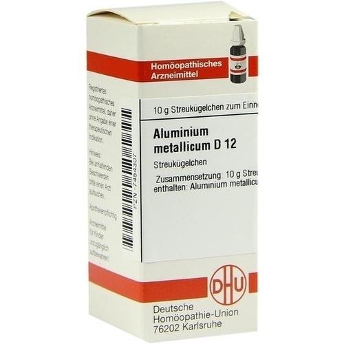 ALUMINIUM MET D12, 10 G, Dhu-Arzneimittel GmbH & Co. KG