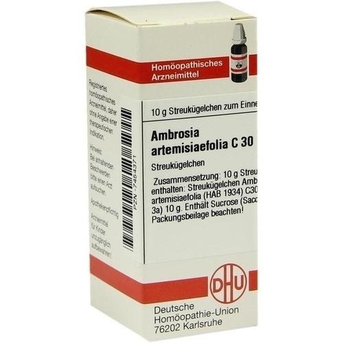 AMBROSIA ARTEM C30, 10 G, Dhu-Arzneimittel GmbH & Co. KG