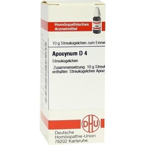 APOCYNUM D 4, 10 G, Dhu-Arzneimittel GmbH & Co. KG
