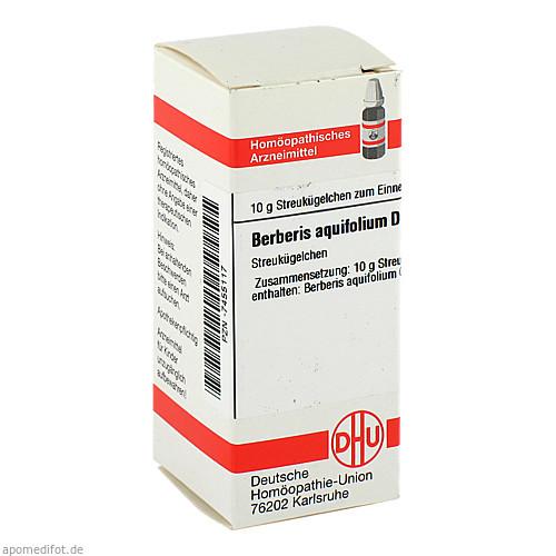 BERBERIS AQUIF D12, 10 G, Dhu-Arzneimittel GmbH & Co. KG