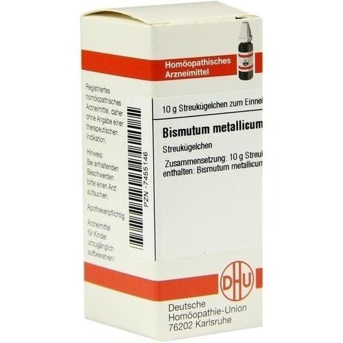 BISMUTUM METALLICUM D12, 10 G, Dhu-Arzneimittel GmbH & Co. KG