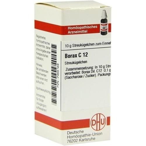 BORAX C12, 10 G, Dhu-Arzneimittel GmbH & Co. KG