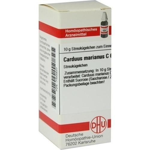 CARDUUS MARIANUS C 6, 10 G, Dhu-Arzneimittel GmbH & Co. KG