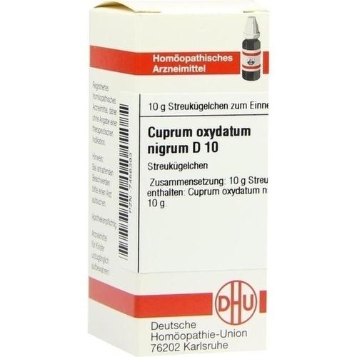 CUPRUM OXYD NIGRUM D10, 10 G, Dhu-Arzneimittel GmbH & Co. KG