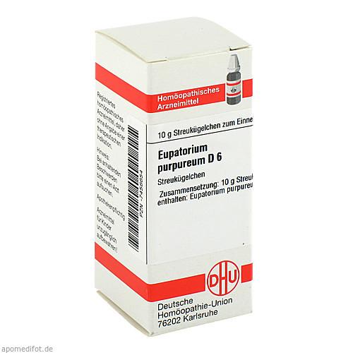 EUPATORIUM PURPUR D 6, 10 G, Dhu-Arzneimittel GmbH & Co. KG