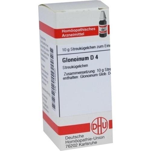 Glonoinum D 4, 10 G, Dhu-Arzneimittel GmbH & Co. KG