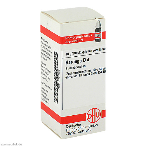 HARONGA D 4, 10 G, Dhu-Arzneimittel GmbH & Co. KG